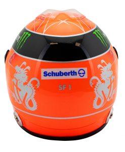 Michael Schumacher Final Helmet GP Formula 1 2012 12 3