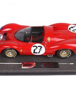 BBR 143 Ferrari 330 P3 Spider 24h Le Mans 1966 LATERALE