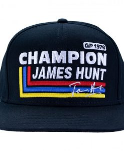 Cappellino James Hunt Silverstone 3