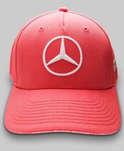 LEWIS BB CAP SILVERSTONE Fronte