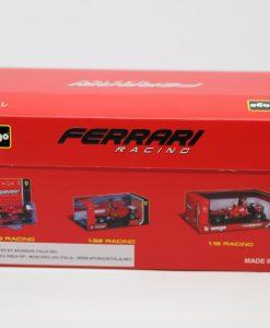 Bburago Signature Ferrari Charles Leclerc F1 SF90 Die cast 143 2019 3