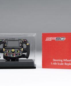 FERRARI SF90 STEERING WHEEL 1 4 SCALE 7