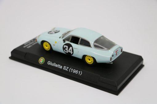 Alfa Romeo 143 Giulietta SZ 1961 24 Ore di Le Mans 1963 2