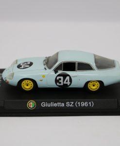 Alfa Romeo 143 Giulietta SZ 1961 24 Ore di Le Mans 1963