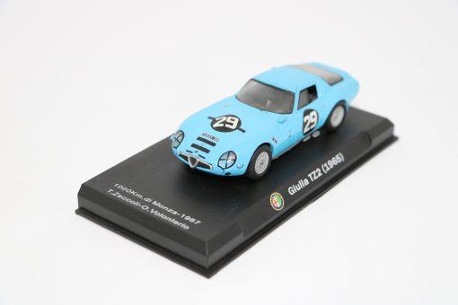 Alfa Romeo Giulia TZ2 1965 1000km di Monza 1967 1