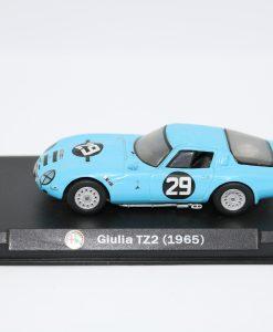 Alfa Romeo Giulia TZ2 1965 1000km di Monza 1967
