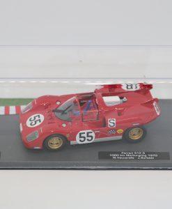 Altaya 143 Ferrari 512 S 1000 km Nurburgring 1970 N. Vaccarella 3