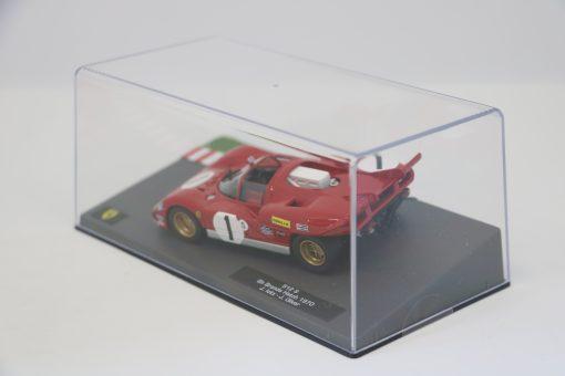 Altaya 143 Ferrari 512 S 6h Brands Hatch 1970 J. Ickx 3