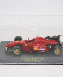 Die cast 143 F1 FERRARI F310 1996 Michael Shumacher 4