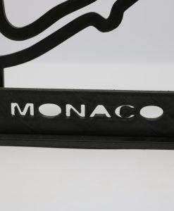 F1 Race track MONACO 27x17 cm 2