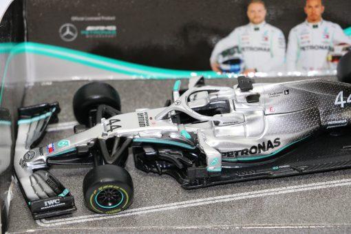 Bburago 143 Mercedes F1 W10 Lewis Hamilton 44 Die Cast 3