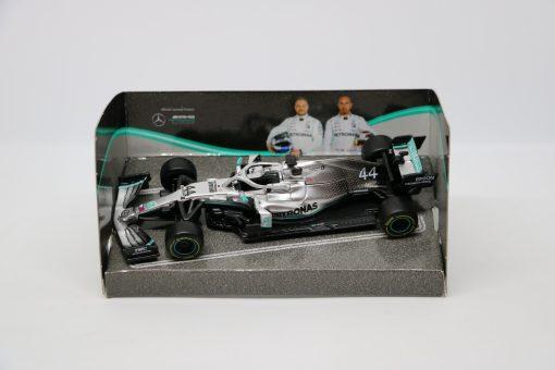 Bburago 143 Mercedes F1 W10 Lewis Hamilton 44 Die Cast