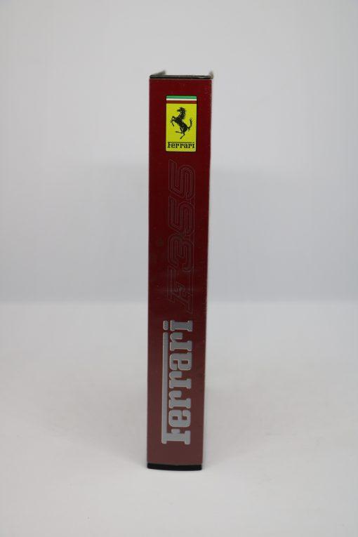 Videocassetta VHS Ferrari F355 berlinetta 2