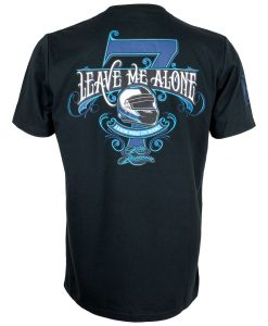 T Shirt Kimi Raikkonen Leave me alone 2