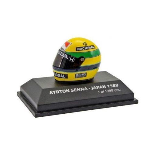 Casco Minichamps 1 8 Ayrton Senna McLaren 1988 Honda 2